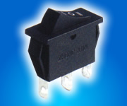 ON - ON Small Electrical Rocker Switches 16A T100 Waterproof PA66 / PC