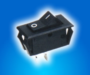 Power 12A KCD Rocker Switch 2 Position Mini Neon Pushbutton For Telecommunications