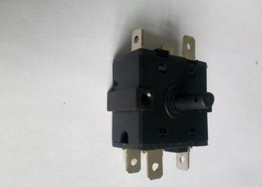 China 2 Position Black Oven Selector Switch Volt Changover Gas Stove Parts 16A supplier