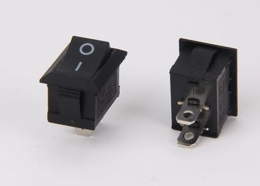 China ON - ON Small Electrical Rocker Switches 16A T100 Waterproof PA66 / PC supplier