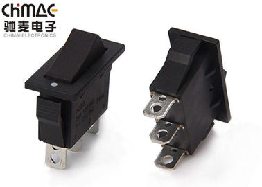 China Remote Control Boat Rocker Switch SPDT Power T85 Copper One Way Copper With Silver Plated supplier