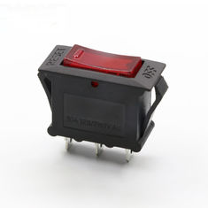 China Overload Protection Circuit Breaker Switch Overload Rocker Switch supplier