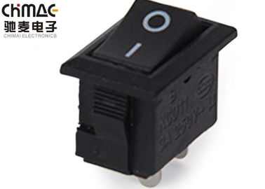 11 * 15mm Mini Round Rocker Switch ON OFF 2 Pins Power 4 Pins PC Button