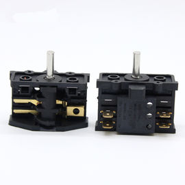 Single Pole Multi Position Rotary Switch For Microwave Oven Fan Heater